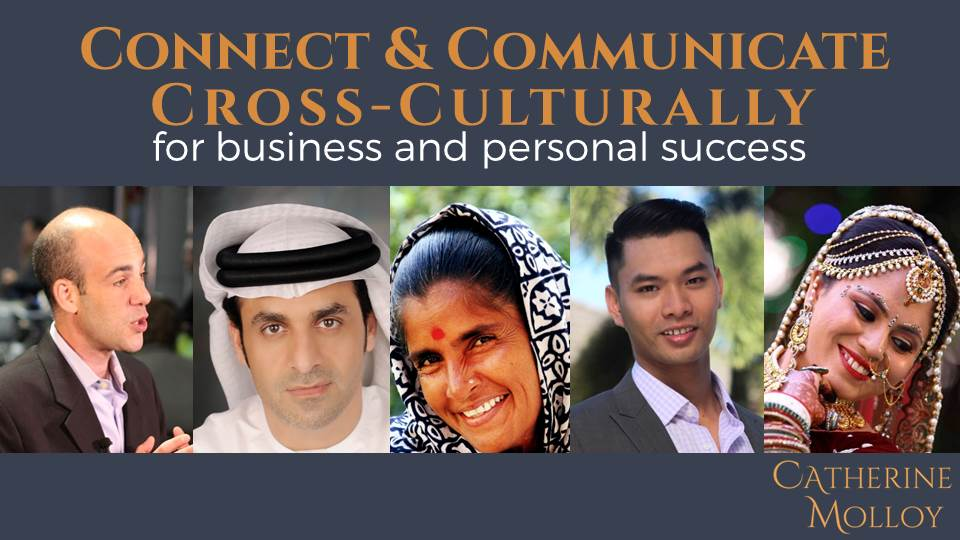 Connect and communicate cross culturally