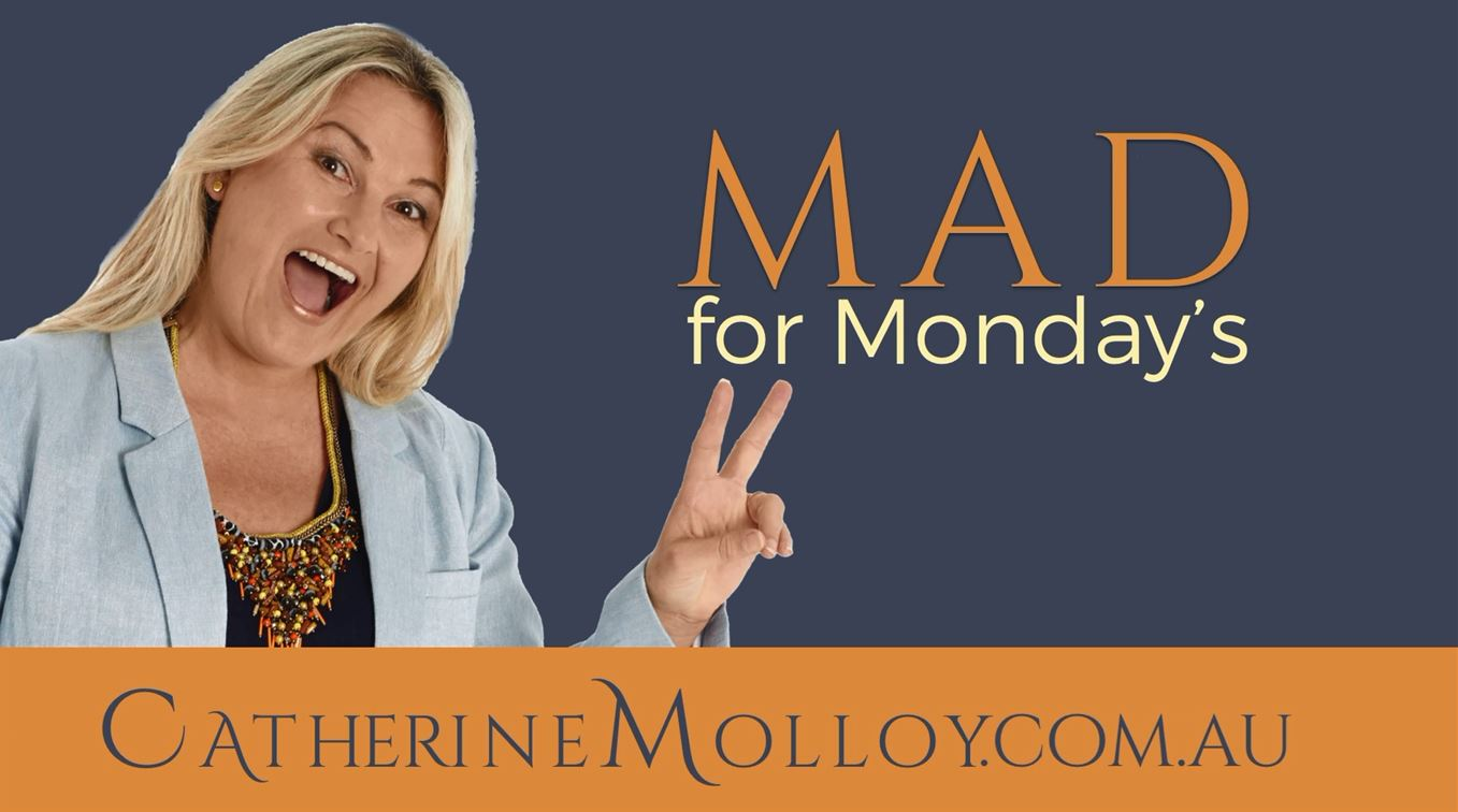 M.A.D. (Make a Difference) for Monday's – Planning Your Day