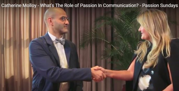 Passion Sundays – How to make powerful connections and be passionate about creating your Million Dollar Handshake