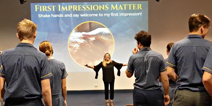 Body Language Boot Camps for Year 12 high school students