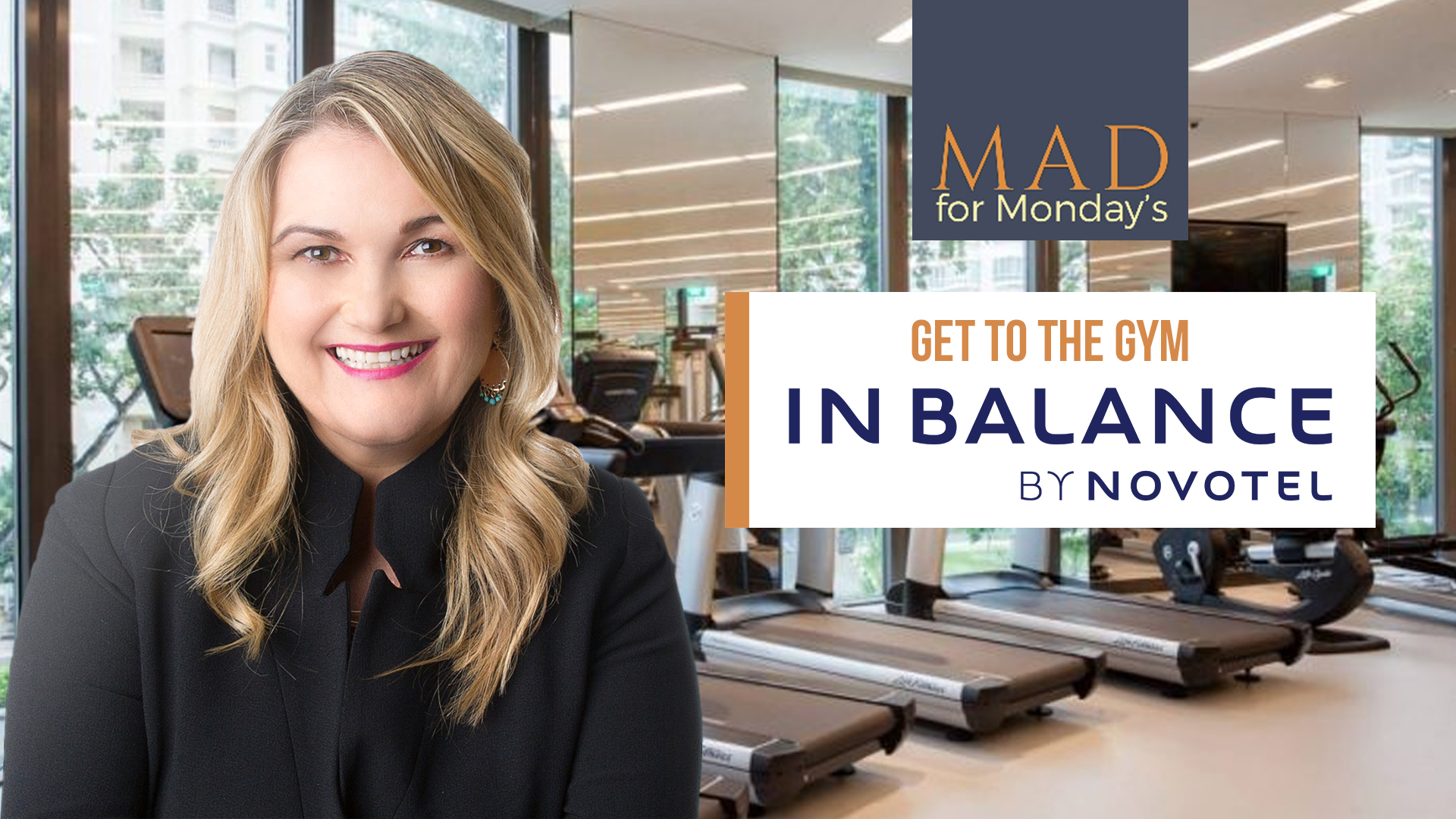 M.A.D. (Make a Difference) for Monday's – In Balance