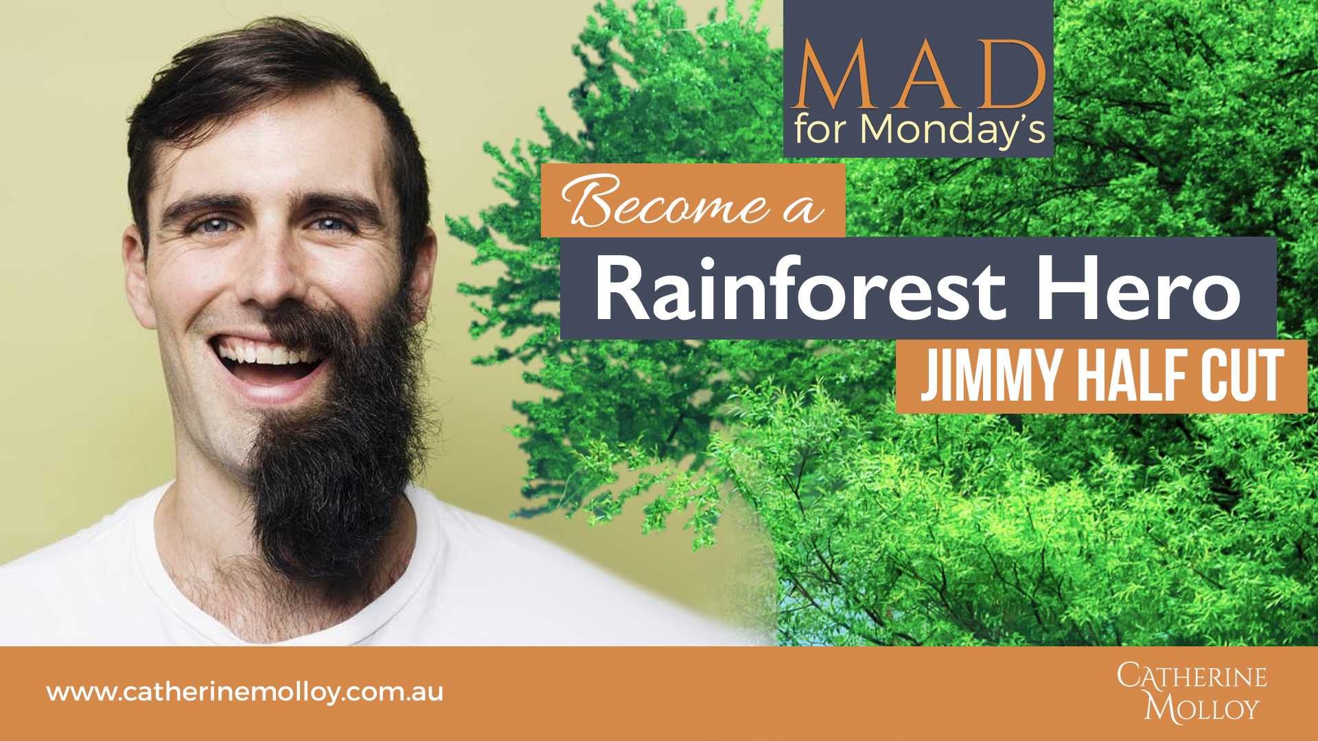 MAD for Monday's – Become a Rainforest Hero
