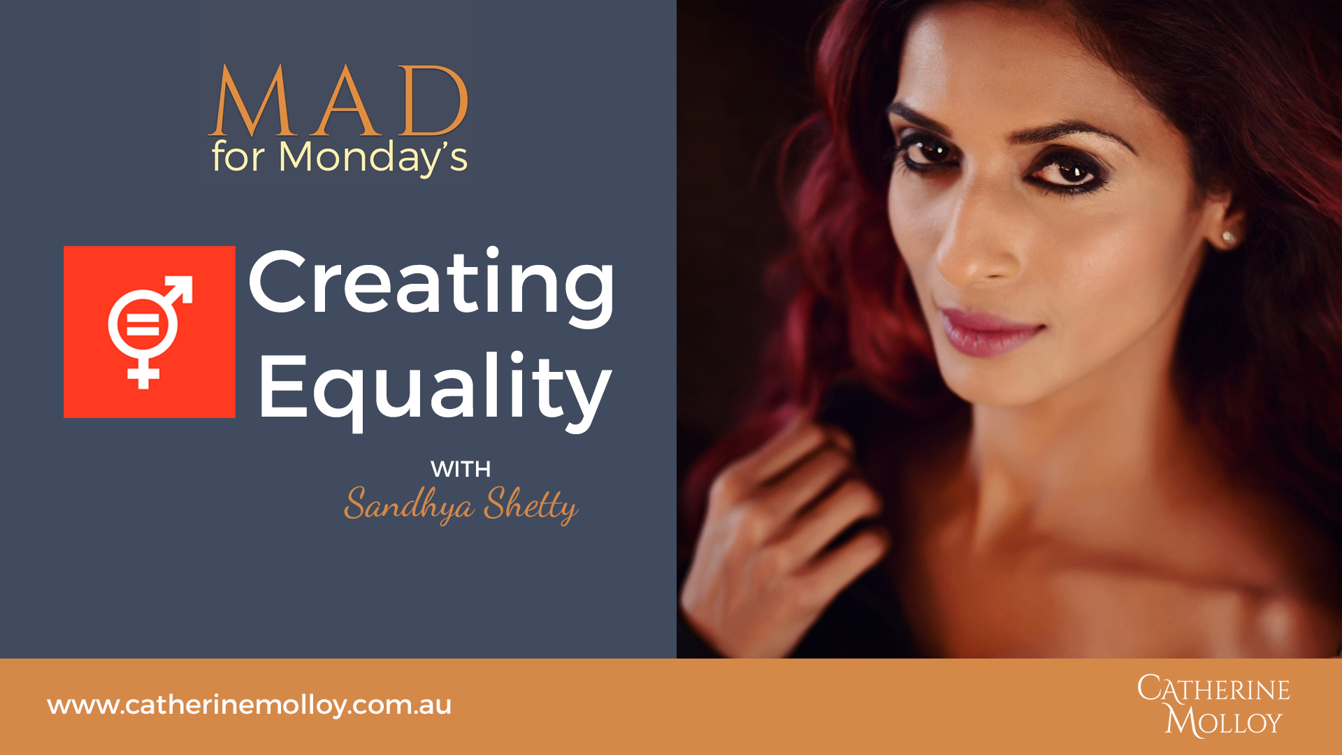 MAD for Monday's – Creating Equality