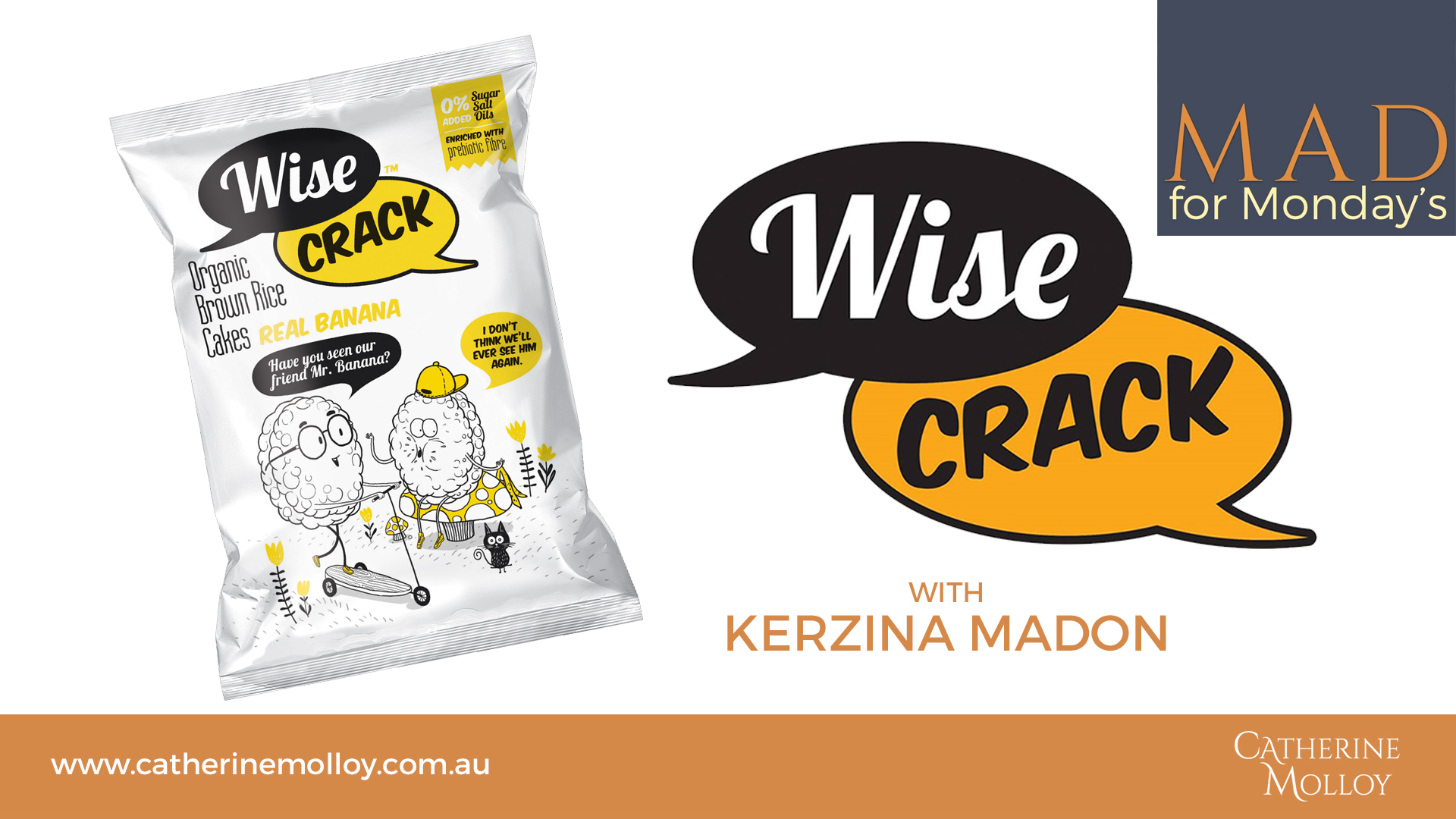 MAD for Monday's – Wise Crack