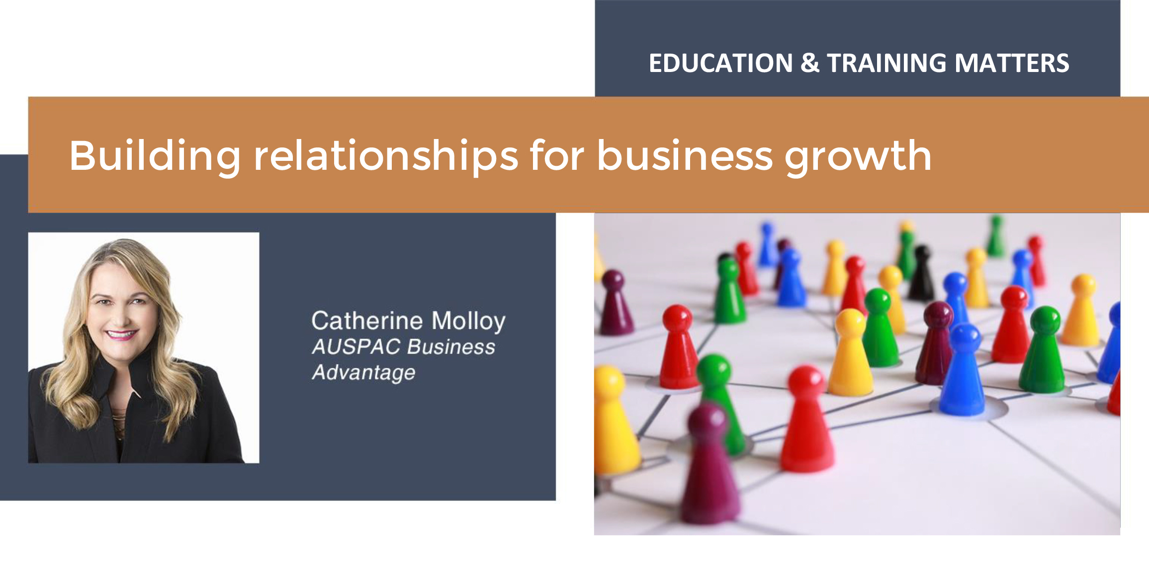 Building relationships for business growth