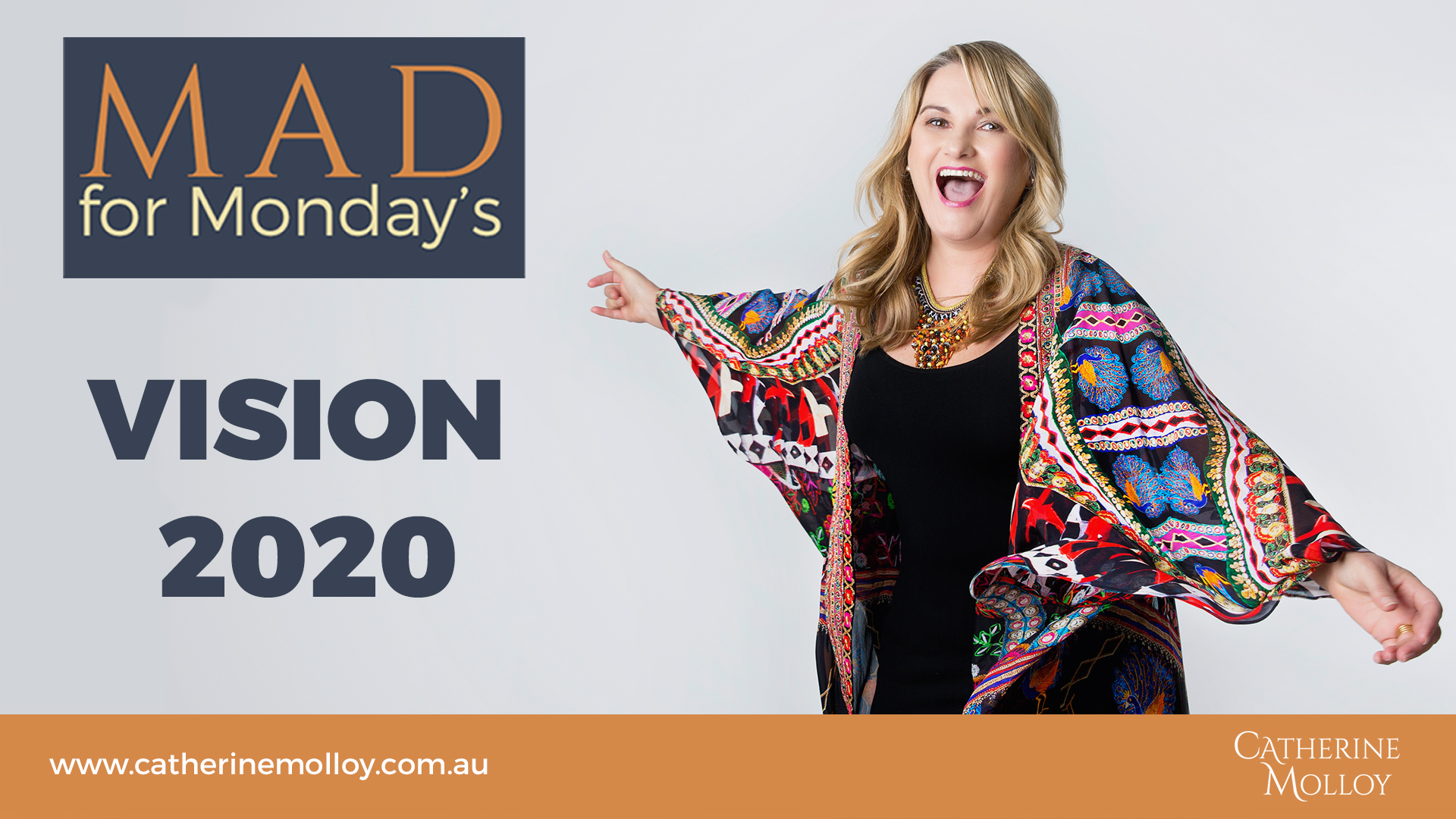 MAD for Monday's – Vision 2020