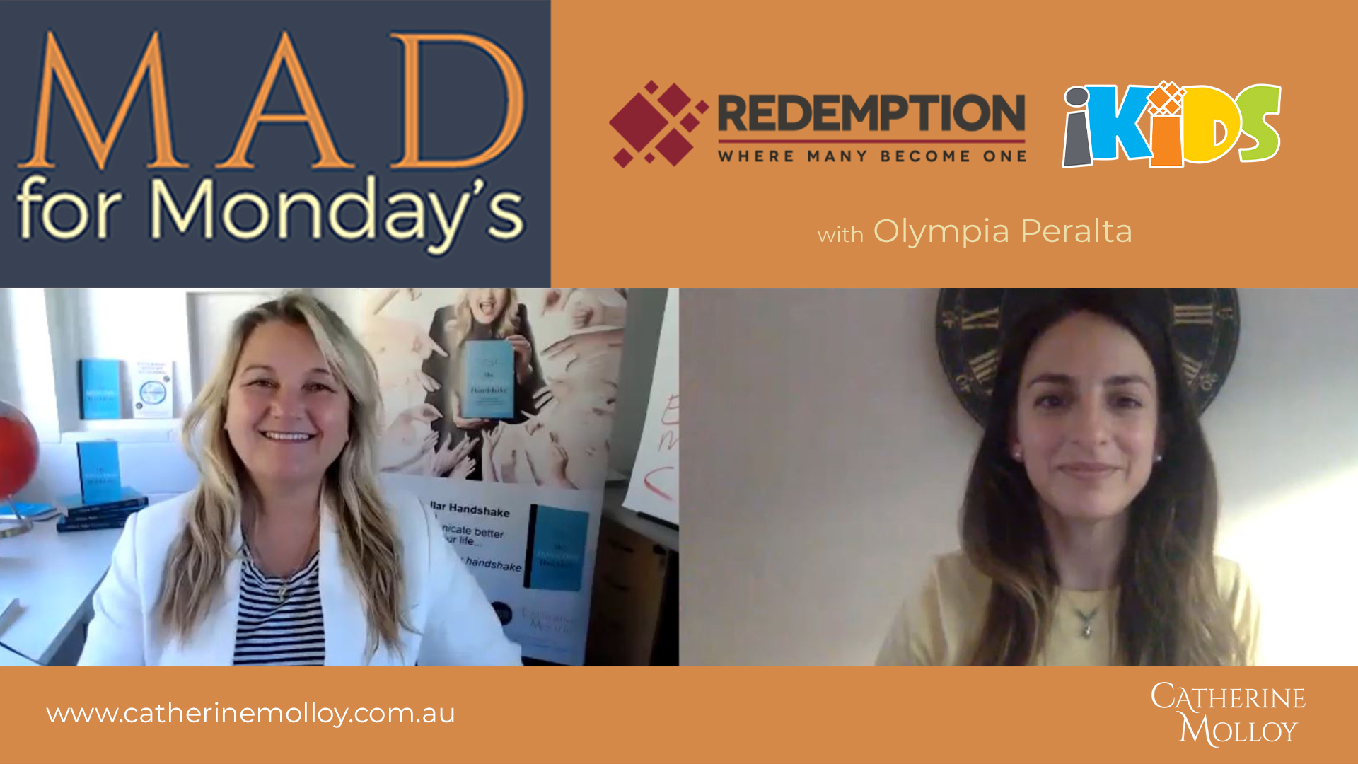 MAD for Monday's – Redemption Kids