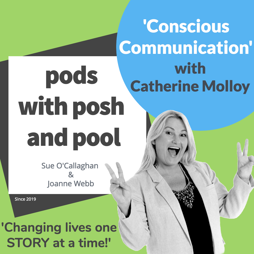 Pods with Posh and Pool – Catherine Molloy